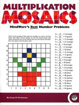 Multiplication Mosaics