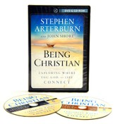 Being Christian, DVD & CD-ROM