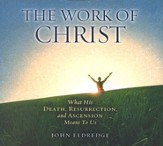 The Work of Christ Audiobook on CD