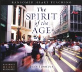 The Spirit of the Age Audiobook on CD