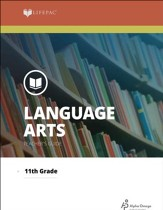 Lifepac Language Arts, Grade 11, Teacher's Guide