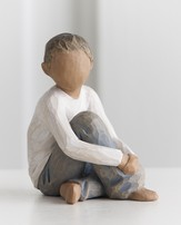 Willow Tree, Caring Child Figurine