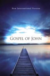 NIV Gospel of John--softcover, pier