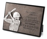 Determination Plaque, Baseball