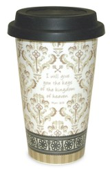 Keys of the Kingdom--Travel Mug