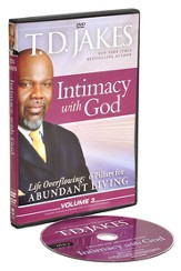 Life Overflowing #3: Intimacy with God, DVD