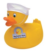Large Rubber Duckie