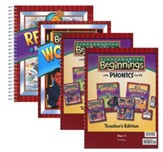 BJU K5 Beginnings Homeschool Kit, Third Edition