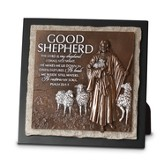 Good Shepherd, 23rd Psalm Sculpture Plaque