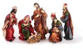 Nativity, 6 Piece Set