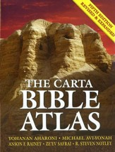 The Carta Bible Atlas, Fifth Edition
