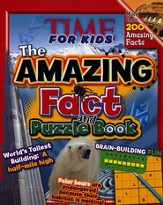 The Amazing Fact and Puzzle Book