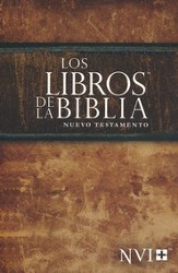 Los Libros de la Biblia Nuevo Testamento, NVI Books of the Bible New Testament: