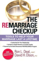 The Remarriage Checkup: Tools to Help Your Marriage Last a Lifetime