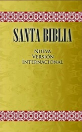 NVI, Compact Bible, Yellow