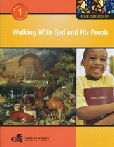 Walking with God and His People Grade 1 Teacher's Guide