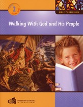 Walking with God and His People Grade 2 Teacher's Guide