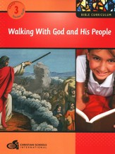 Walking with God and His People Grade 3 Teacher's Guide