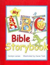 My ABC Bible Storybook