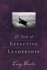 21 Tests of Effective Leadership - eBook