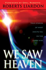 We Saw Heaven: True Stories of What Awaits Us on the Other Side - eBook