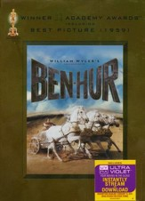 Ben-Hur, 50th Anniversary Special Edition  - Slightly Imperfect