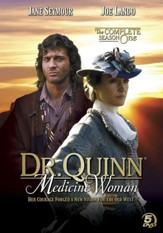 Dr. Quinn, Medicine Woman: Season 1, DVD Set