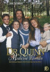 Dr. Quinn, Medicine Woman: Season 6, DVD Set