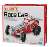 Motorized Race Car