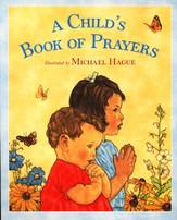 A Child's Book of Prayers with Audio CD