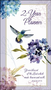 2014-2015 Spring Nector, Ye Are Blessed, Pocket Planner