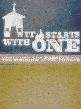 It Starts with One Participant's Guide: Igniting the Passion for the Mission of the Church - eBook