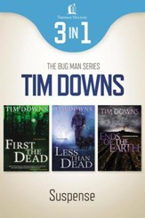 Bug Man Suspense 3-in-1 Bundle - eBook