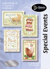 Special Events Cards, KJV, Box of 12