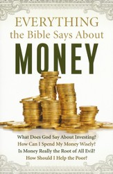 Everything the Bible Says About Money - eBook