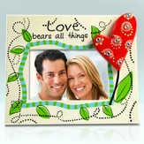 Love Photo Frame with Heart