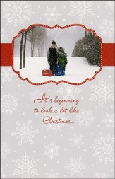 Christmas Means Togetherness Christmas Cards, Box of 16