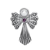 Guardian Angel Pin, Worship