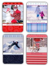 Holiday Fun Christmas Cards, Box of 12