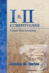 I & II Corinthians: A Logion Press Commentary - eBook