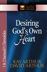 Desiring God's Own Heart: 1 & 2 Samuel & 1 Chronicles - eBook