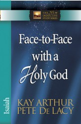 Face-to-Face with a Holy God: Isaiah - eBook