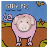 Little Pig Finger Puppet Book