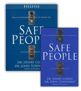 Safe People Book & Workbook Set