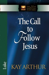 Call to Follow Jesus, The: Luke - eBook