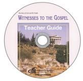 Witnesses to the Gospel Teacher's Guide & Black Line Master DVD-ROM