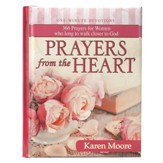 Prayers From the Heart Devotional, Hardcover