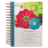 I Will Praise You, O Lord, Wirebound Journal