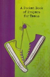 A Pocket Book of Prayers for Teens - Slightly Imperfect