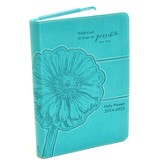 2014-2015 18 Month Planner/Wildflower (With God, All Things Are Possible)